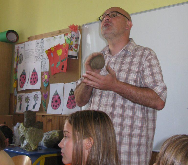 Градски музеј Вршац и Регионални центар за културну баштину Баната приредили су креативну радионицу керамике за децу са сметњама у развоју