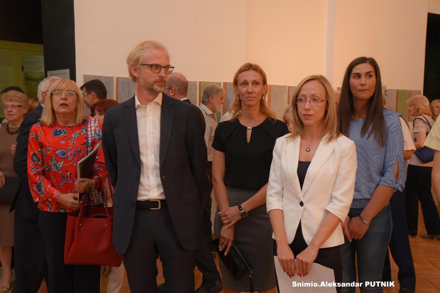 Отворена изложба Frica Ruprechtera