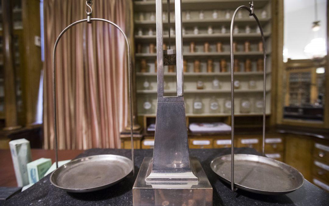 Уметност фармације-од биљке до таблете