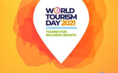 Obaveštenje povodom svetskog dana turizma.